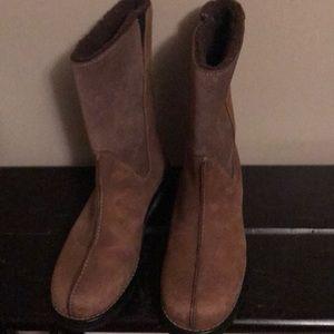 Columbia omni-grip boots EUC